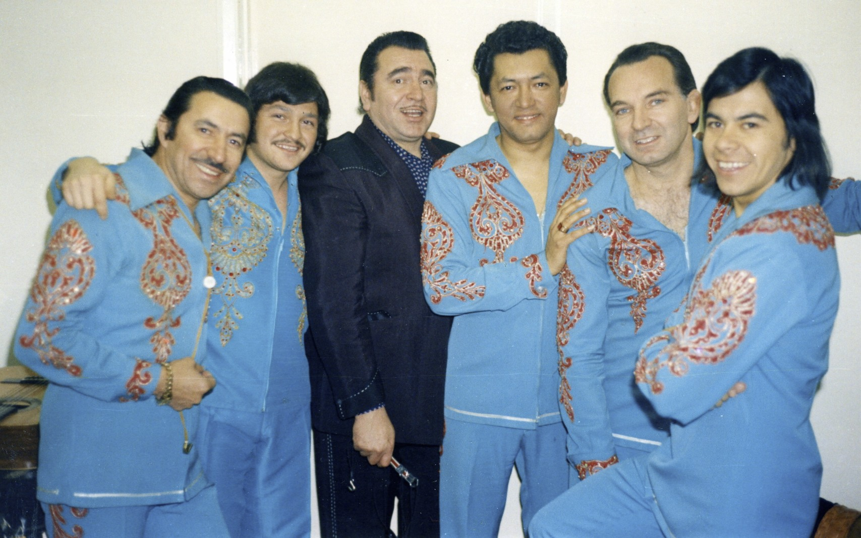 Los Paraguayos, 1976