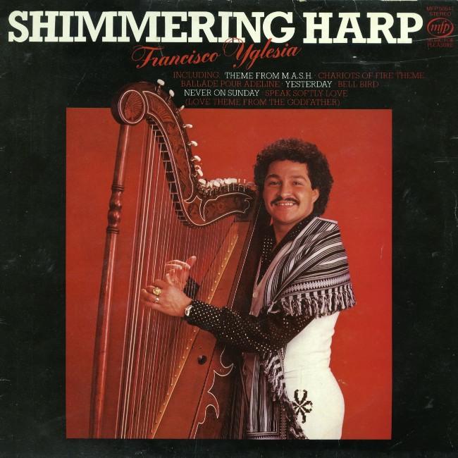 Shimmering Harp
